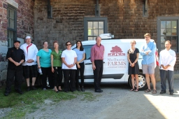 Shelburne Farms Group Truck Picture 2