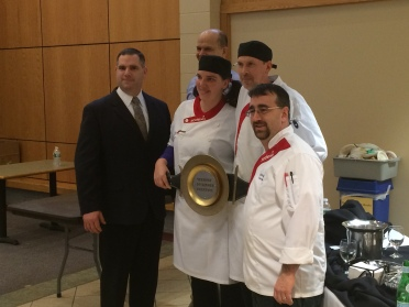 2016 Winners: St. Michael's College Dining Team